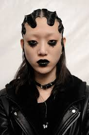 why do we have a never ending fascination with goth makeup