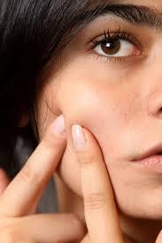 How best treat an oily face