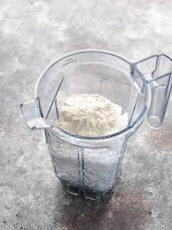 cookies and cream protein shake the