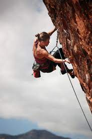 "Carolina Fritz-Kelly of Argentina on ""The Gift""; Gallery, Red Rock Canyon,  NV."