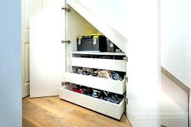 diy under stairs storage under stairs storage medium size jolly shoe rack then shelves and under