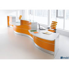 curved office desks. Curved Office Desks \u2013 Space Saving Desk Ideas