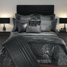 luxury duvet covers snow a dark grey charcoal cover set linen gray full size