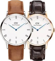 men s watches elegance for men daniel wellington the dapper is a sophisticated and polished timepiece that goes wherever the day takes you a slim profile in silver or rose gold is paired elegant