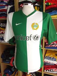 Hammarby is currently on the 8 place in the allsvenskan table. Hammarby Home Football Shirt 2007
