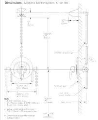 shower valve rough in height shower dimensions shower valve height view detailed dimensions and specifications shower