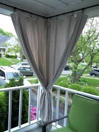 screened porch sheer curtains. Sun Porch Curtains Canvas Drop Cloth For Screen Block Out Afternoon Patio . Screened Sheer