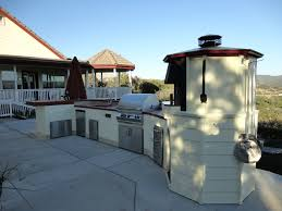Pizza Oven Outdoor Kitchen 21 Outdoor Kitchen W Lc Oven Designs Octagon Pizza Oven