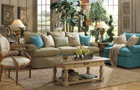 Paula Deen Living Room Furniture Collection Paula Deen By Craftmaster P997000 Loose Pillow Back Sofa With