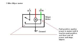 wire wiper motor into wire plug page com ok first off we have to look at the difference between a 3 wire and 4 wire wiper motor
