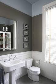 bathroom with wainscoting. Bathroom Charming Beadboard Wainscoting In With O