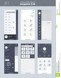 Ui Ux Design Wireframes Pin On Wireframe