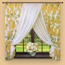 Curtain Design For Kitchen