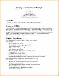 Good Cna Resume Gym Receptionist Sample Resume