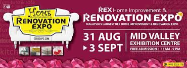 Small Picture EG REX Renovation Expo Malaysia Largest Premier Renovation