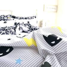 batman sheets ding full size bedding comforter set bed king