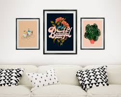 the mindful gallery wall set the