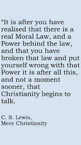 Mere Christianity Quotes Best of Mere Christianity CS Lewis Quote CS Lewis Pinterest Mere