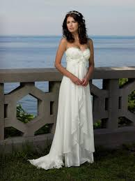 cotton beach wedding dresses. simple beach wedding dresses casual naf cotton