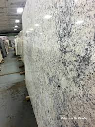 White Ice Granite Kitchen Calypso In The Country Granite Obsessing