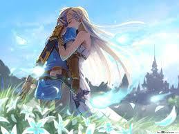 Zelda: Breath of the Wild - Romantic ...