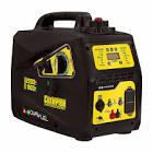 Champion 2,000 W Dual Fuel Portable Inverter Generator 100745
