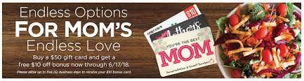 garden fresh mothers day gift card deal
