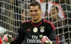 Image result for photo benfica ederson