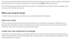 Pay Roll Online The Way To Learn About Payroll Deductions Online