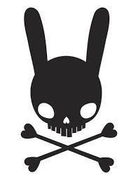 skull bunny of pirates by paul pierrot