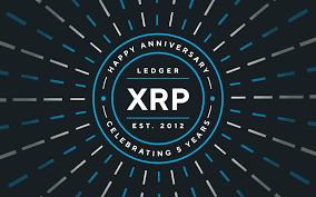 XRP Ledger Celebrates 5th Anniversary