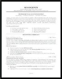 Resume Examples Sales Representative Pharmaceutical Sales Rep Resume