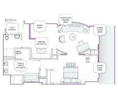 Cosmopolitan 2 Bedroom Suite Interesting Decorating Ideas