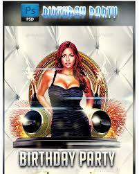 Party Flyer Creator Birthday Bash Flyer Maker Insaat Mcpgroup Co