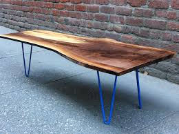 Black Walnut Coffee Table Sold Black Walnut Live Edge Coffee Table