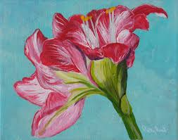 flower painting in acrylic 46 flower paintings art ideas pictures images