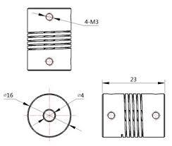 Flexible Coupling 4 4mm Gitbook