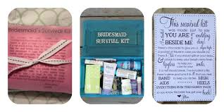 or enter here to win our bridesmaid survival kit giveaway