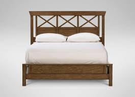 Shop Beds King  Queen Size Bed Frames Ethan Allen - Burlington bedroom furniture
