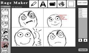 Rage Comics Meme Generator - rage face comic meme generator ... via Relatably.com