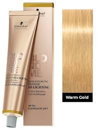 Schwarzkopf Blondme Bond Enforcing Blonde Hi Lighting Hair Color