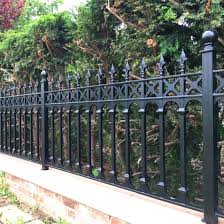wrought iron fence victorian. 1 Wrought Iron Fence Victorian R
