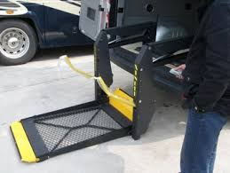 wheelchair lift for van. Hydraulic Wheelchair Lift For Van And Minivan (WL-D-880)