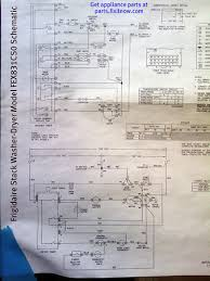 frigidaire stack washer dryer model fex831cs0 schematic fixitnow Frigidaire Wiring Diagram frigidaire stack washer dryer model fex831cs0 schematic frigidaire wiring diagram model # fas296r2a