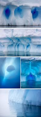 Photographs Of Antarctica S Blue Ice