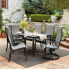 target threshold outdoor dining set. camden 7pc dining set - threshold™ target threshold outdoor
