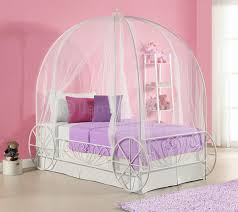 Alluring Princess Bed Canopy For Girls with Girl Twin Bed ...