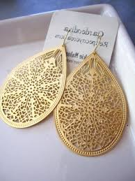 large gold chandelier earrings extra large gold chandelier earrings gold patterned filigree
