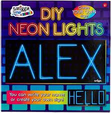 diy neon lights kit