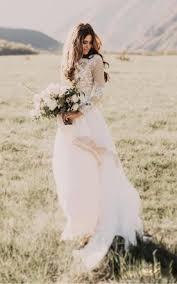 flowy wedding dresses. Flowy Wedding Gowns Chiffon Wedding Dresses June Bridals